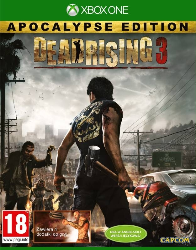 Dead Rising 3 Apocalypse Edition (Xbox One)